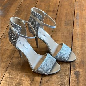 tariff wrap ankle special occasion sparkle heel